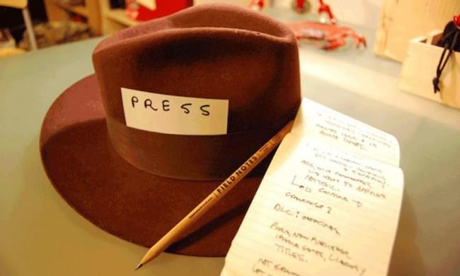 Открытки с днём рождения журналисту