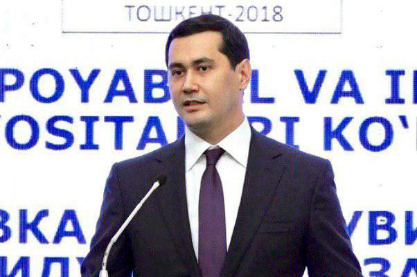 Сардор Умурзоков назначен министром внешней торговли