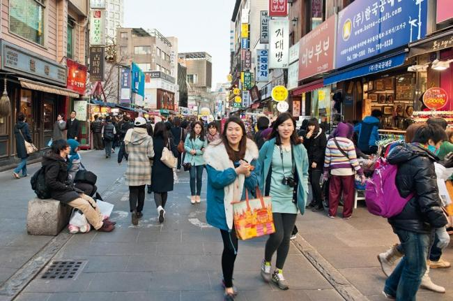 Женщины из Узбекистана оказались самыми дорогими для южнокорейских мужчин
