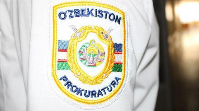 После визита Мирзиёева в Наманганской области уволен прокурор