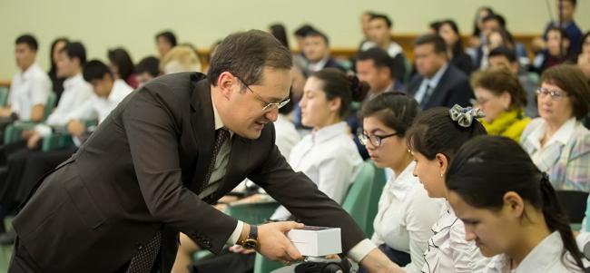 В Ташкенте прошла презентация проекта «Ko`ngil ko`zi»