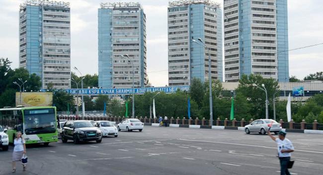 Ташкент попал в список самых дешевых городов для жизни