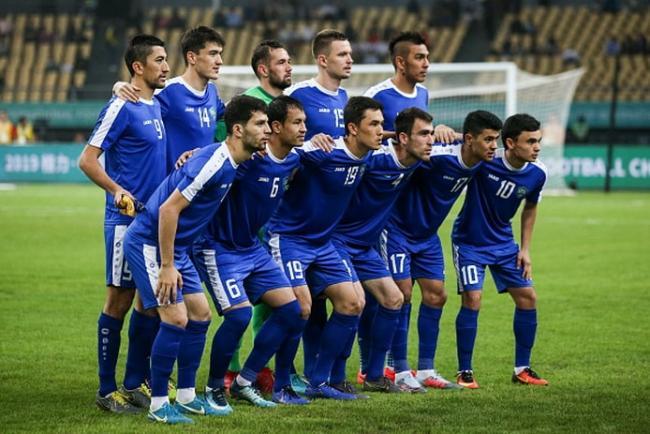 Сборная Узбекистана по футболу сыграет с Китаем