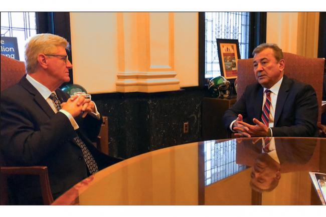 Губернатор Миссисипи станет первым главой американского штата, который посетит Узбекистан
