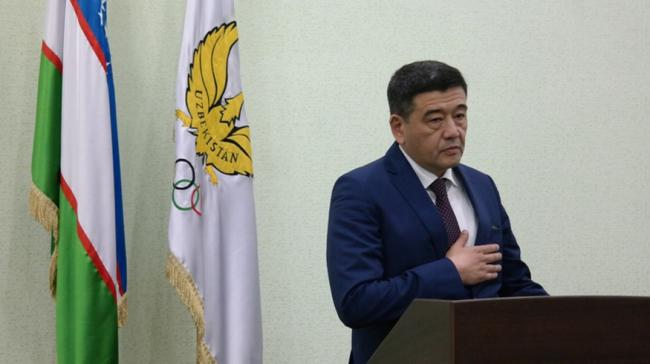 Умид Ахмаджонов покинул свой пост