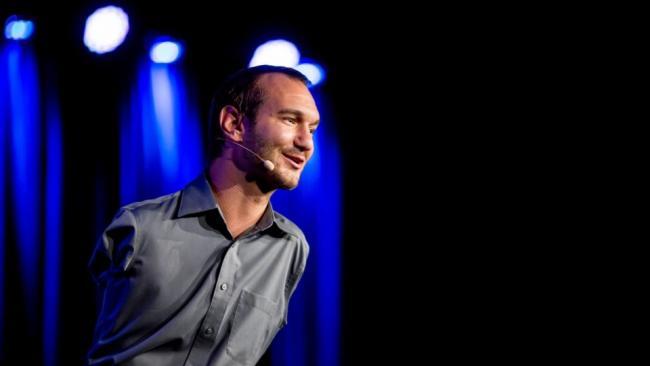 Ник Вуйчич выступит в Ташкенте
