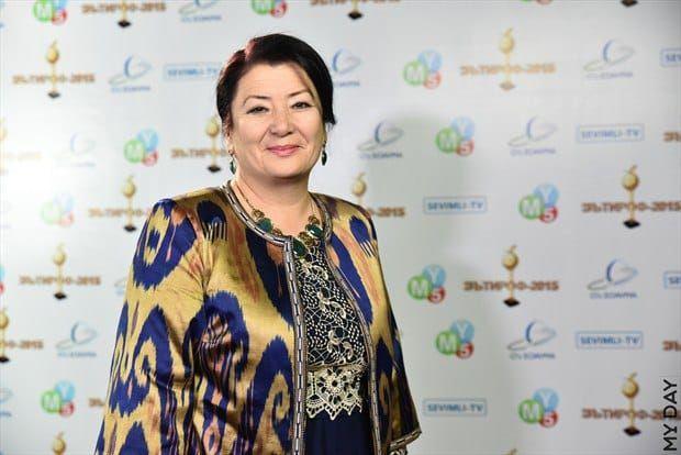 Скончалась заслуженная артистка Узбекистана Гулбахор Юлдашева
