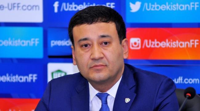 Умид Ахмаджанов покинул пост первого вице-президента АФУ