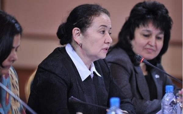 Танзила Норбаева уволена