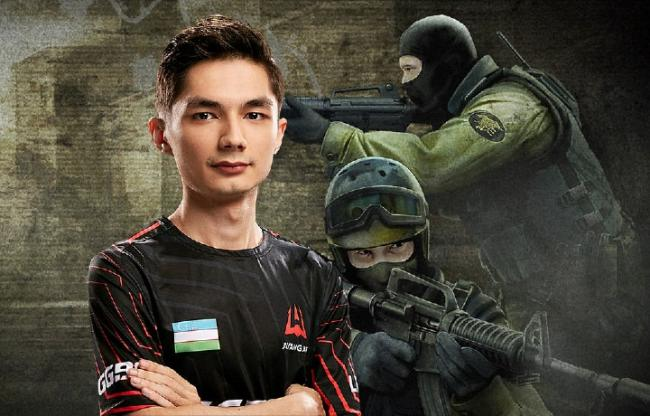 Узбекистанец стал финалистом международного турнира по киберспорту «Counter Strike»