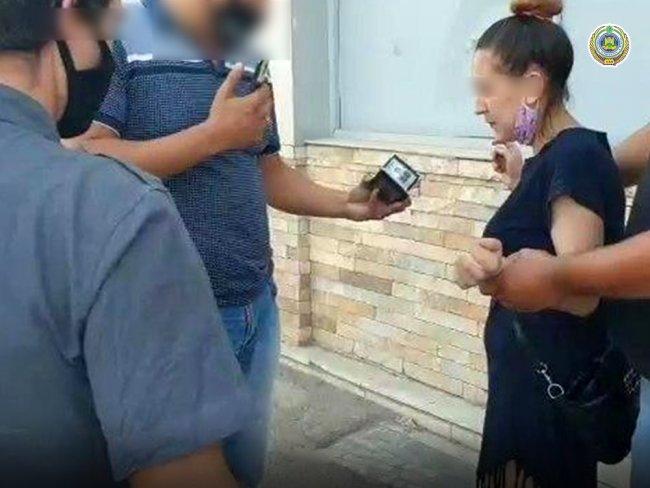 В Ташкенте задержана девушка и ее сожитель, которые пытались продать 3-месячного ребенка за 5 тысяч долларов